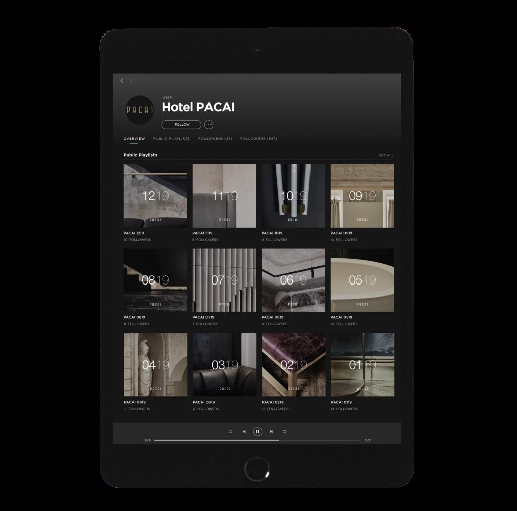 Hotel PACAI |Movement